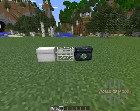 Coolers for Minecraft