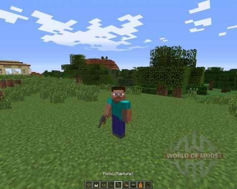 Bioshock for Minecraft