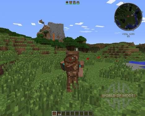 Chocolate Minecraft for Minecraft