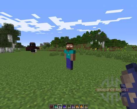 Herobrine for Minecraft