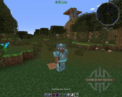 WinterCraft for Minecraft