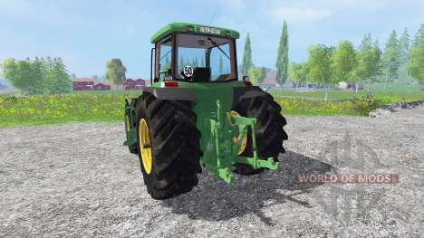 John Deere 8300 for Farming Simulator 2015