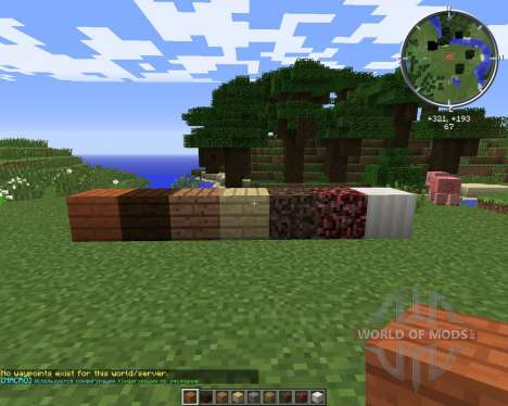 Simply Paths for Minecraft