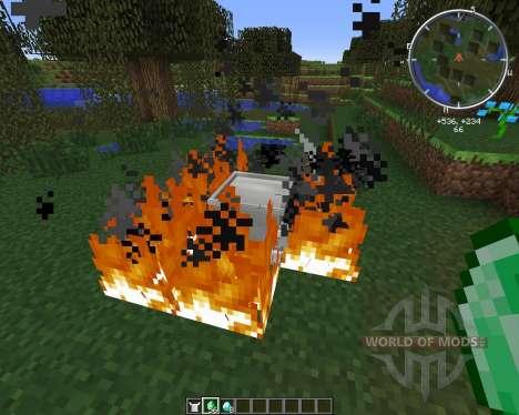 Granter for Minecraft