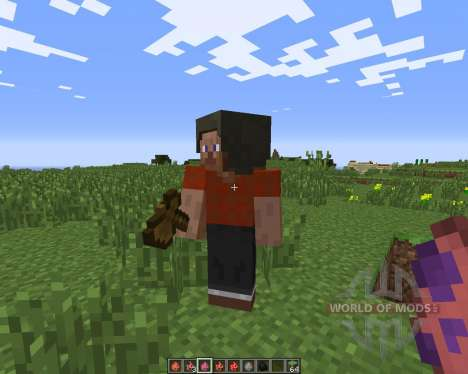 Mo People for Minecraft