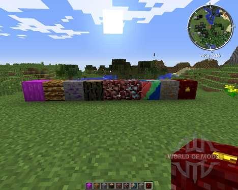 Mo Shiz for Minecraft