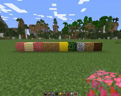 MoarFood for Minecraft