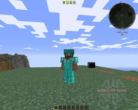Cosmetic Armor for Minecraft
