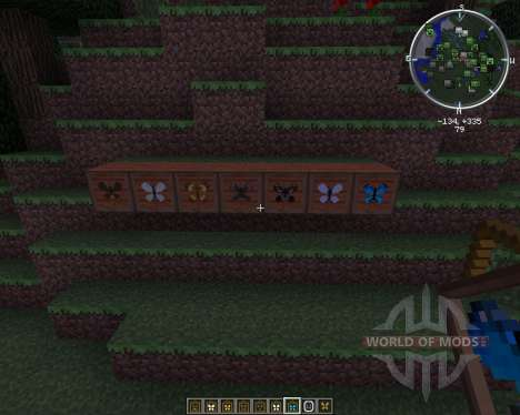 Butterfly Mania for Minecraft