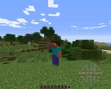 Emotes for Minecraft