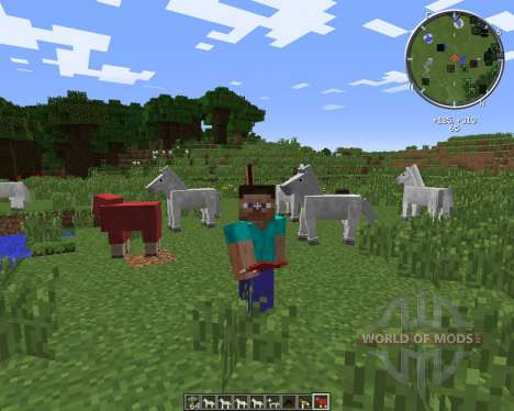 Craftable Animals for Minecraft