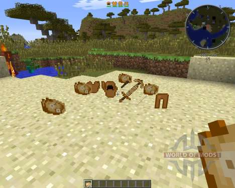 Potatoes for Minecraft