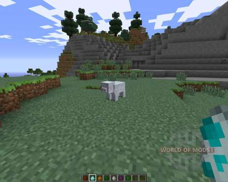 Mo Pigs for Minecraft