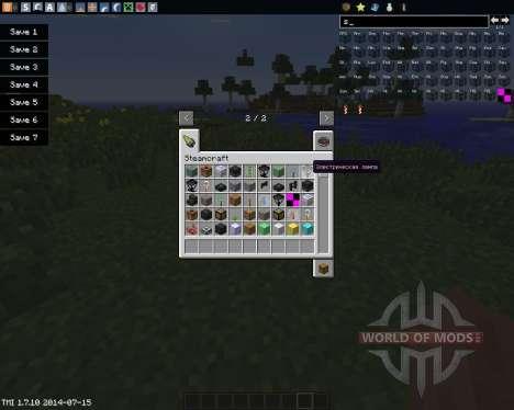 SteamCraft for Minecraft