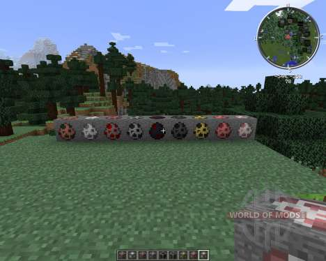 Ores to Eggs for Minecraft