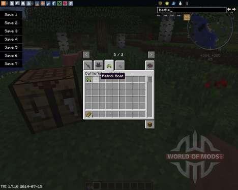 Battlefield for Minecraft