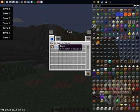 Craftus Machinilorum for Minecraft