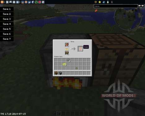 Rotten Flesh to Leather for Minecraft