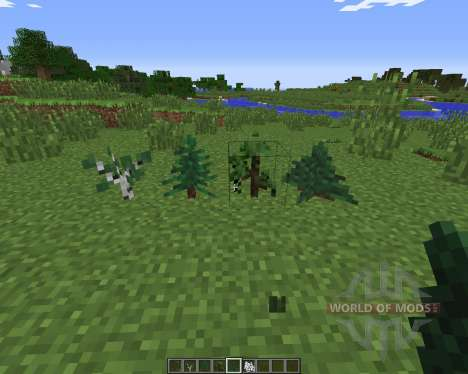 BigTrees for Minecraft