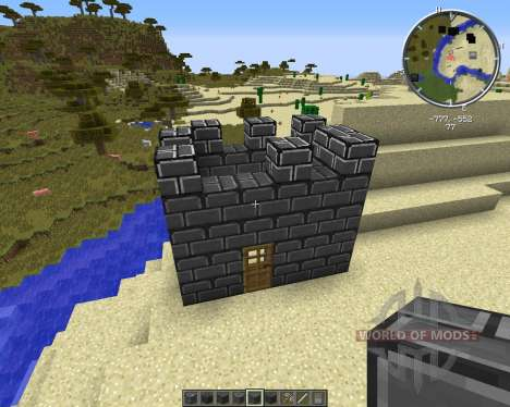 Castle Protect for Minecraft