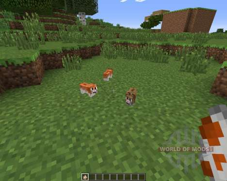 Invincible Hamster for Minecraft