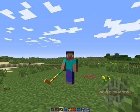 FloorBallCraft for Minecraft