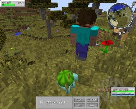 Pixelmon for Minecraft