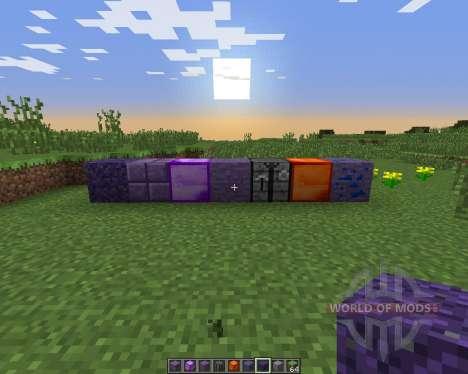 The Cirithios for Minecraft