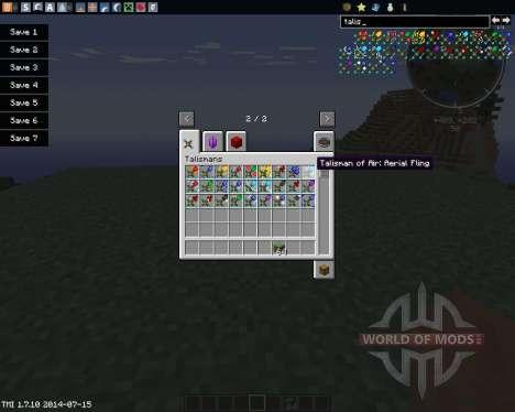 Talisman Craft for Minecraft