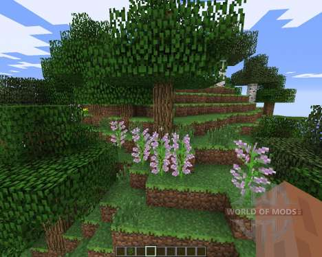 Nature Overhaul for Minecraft