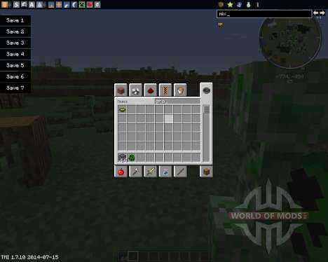 MC GrainMix for Minecraft