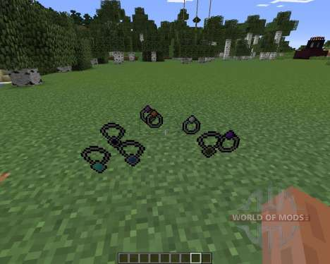 JewelryCraft for Minecraft
