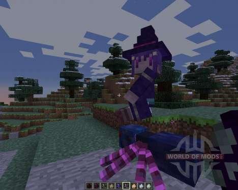 Monster Girl for Minecraft