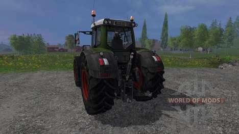 Fendt 936 Vario SCR Profi for Farming Simulator 2015