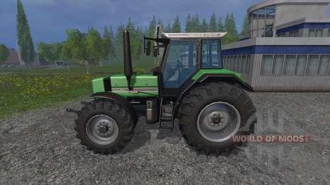 Deutz-Fahr AgroStar 6.61 Turbo for Farming Simulator 2015