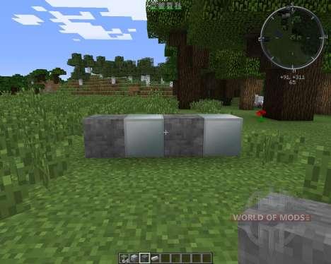 Steel Sheep for Minecraft