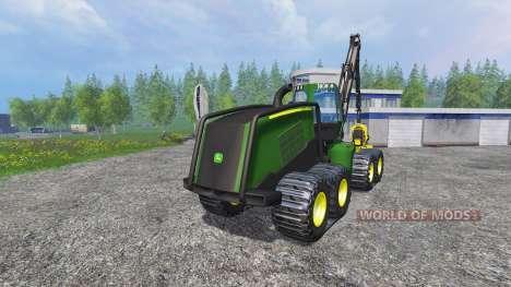 John Deere 1270E v3.0 for Farming Simulator 2015