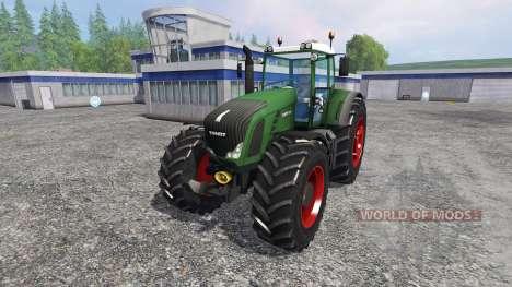 Fendt 936 Vario v0.9 for Farming Simulator 2015