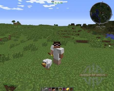 ZombieWarsSMT for Minecraft