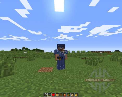 Gods Sacred Items for Minecraft