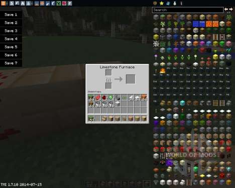 Atum: Journey into the Sands for Minecraft