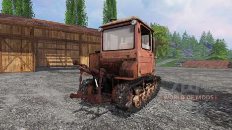 DT-75N for Farming Simulator 2015