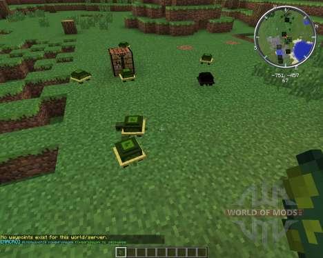 MC Turtle for Minecraft