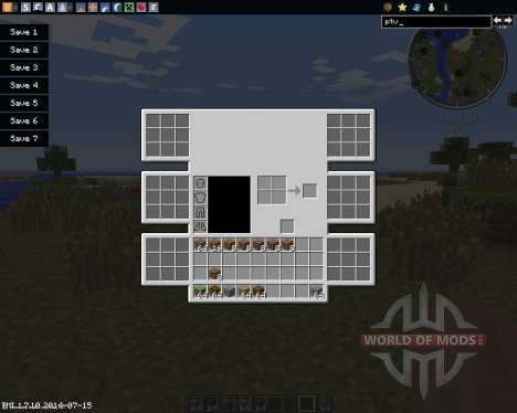 Advanced Inventory for Minecraft