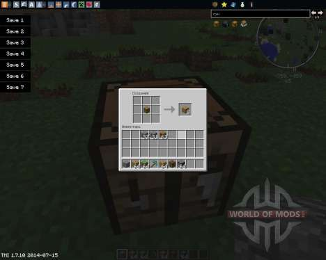 Blocks to Items for Minecraft