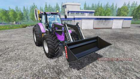Deutz-Fahr Agrotron 7250 Forest Queen lilac-purp for Farming Simulator 2015