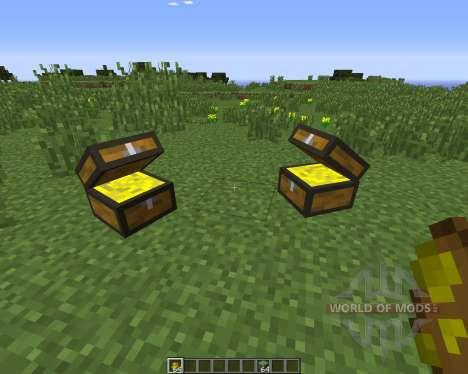 Treasure Chest for Minecraft