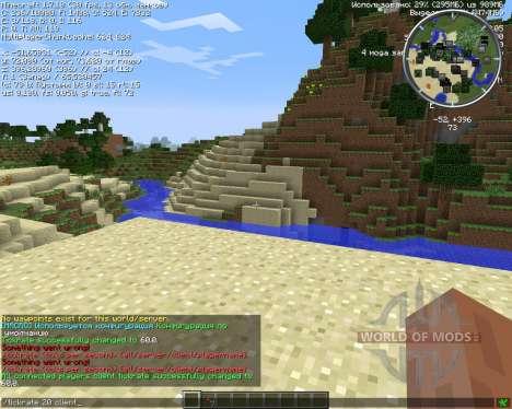 TickrateChanger for Minecraft