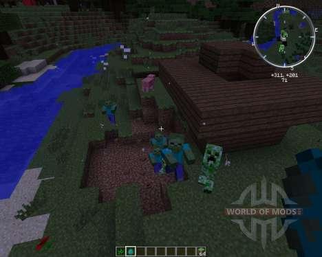 Monster Swarm for Minecraft