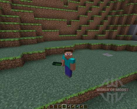 Smash Bats for Minecraft
